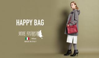 MODE FOURRURE_HAPPY BAG(モードフルーレ)のセールをチェック
