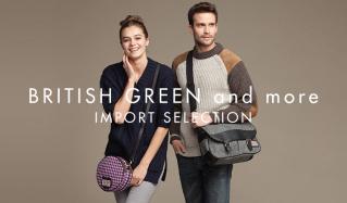 BRITISH GREEN and more IMPORT SELECTION(ブリティッシュグリーン)のセールをチェック