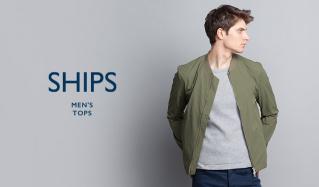 SHIPS MEN'S TOPS(シップス)のセールをチェック