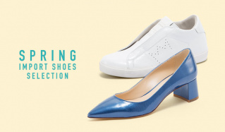 SPRING IMPORT SHOES SELECTIONのセールをチェック