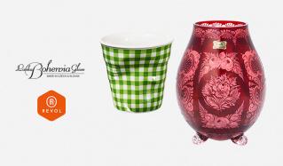 REVOL /BOHEMIA GLASS(ボヘミアガラス)のセールをチェック