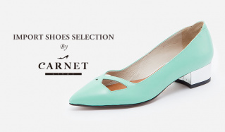 IMPORT SHOES SELECTION BY CARNET(カルネ)のセールをチェック