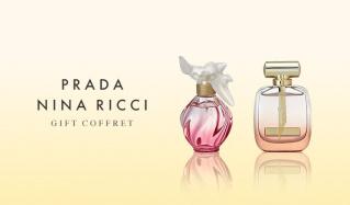 PRADA/NINA RICCI GIFT COFFRETのセールをチェック