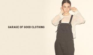 GARAGE OF GOOD CLOTHING(ガレージ オブ グッド クロージング)のセールをチェック