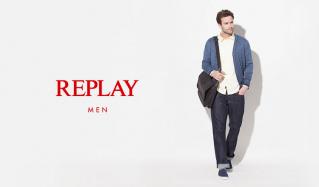 REPLAY MEN(リプレイ)のセールをチェック
