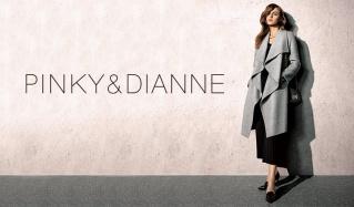 PINKY & DIANNE(ピンキーアンドダイアン)のセールをチェック
