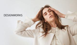 DESIGNWORKS WOMEN(デザインワークス)のセールをチェック