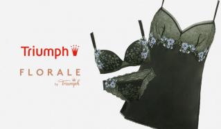 TRIUMPH-FLORALE-(トリンプ)のセールをチェック