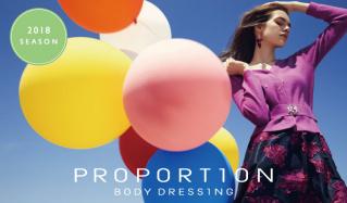 PROPORTION BODY DRESSING_2018_SPRING(プロポーションボディドレッシング)のセールをチェック