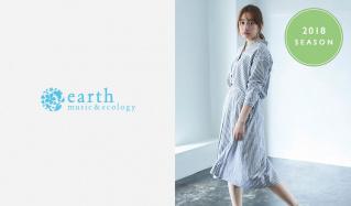 EARTH MUSIC & ECOLOGY_2018_SPRINGのセールをチェック