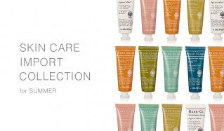 SKIN CARE IMPORT COLLECTION for SUMMERのセールをチェック
