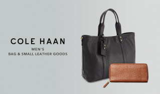 COLE HAAN MEN'S BAG & SMALL LEATHER GOODS(コール ハーン)のセールをチェック