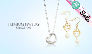PREMIUM JEWELRY SELECTION_OVER 70%OFFのセールをチェック