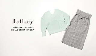 BALLSEY TOMORROWLAND COLLECTION BACCAのセールをチェック