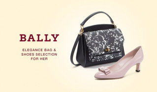 BALLY ELEGANCE BAG&SHOES SELECTION FOR HER(バリー)のセールをチェック
