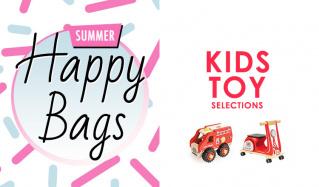 KIDS TOY SELECTION_HAPPYBAGのセールをチェック