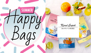 HAPPY SUMMER BAG:KARELCAPECのセールをチェック
