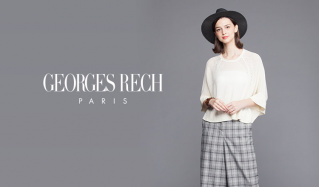 GEORGES RECH_SUMMER &  EARLY AUTUMN SELECTION(ジョルジュ レッシュ)のセールをチェック