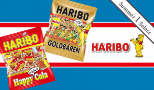 HARIBO(ハリボー)のセールをチェック