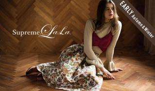 SUPREME LA LA_EARLY AUTUMN & WINTERのセールをチェック