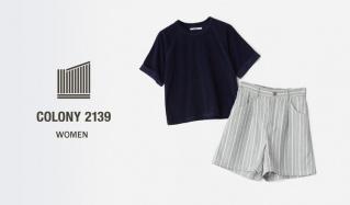 COLONY2139 WOMEN(コロニートゥーワンスリーナイン)のセールをチェック