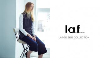 LA.F... -TALL&LARGE- ALL80%OFF(ラ・エフ)のセールをチェック