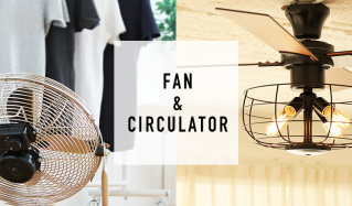 LIGHTING/CEILING FAN & FAN/CIRCULATORのセールをチェック