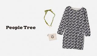 PEOPLE TREE-APPAREL& ACCESSORY-(ピープルツリー)のセールをチェック
