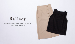 BALLSEY/TOMORROWLAND COLLECTION/EDITION/BACCAのセールをチェック