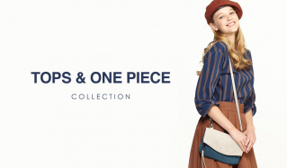 TOPS & ONE PIECE COLLECTIONのセールをチェック