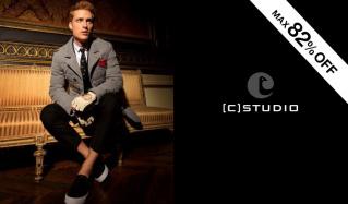 C STUDIO MEN(チ・ステューディオ)のセールをチェック