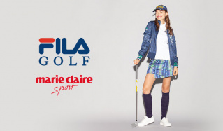 FILA GOLF MARIE CLAIRE  WOMENのセールをチェック