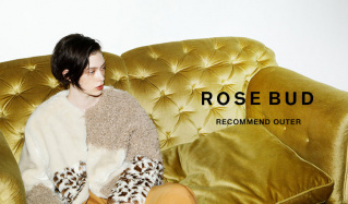 ROSE BUD -RECOMMEND OUTER-(ローズ バッド)のセールをチェック
