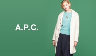A.P.C. WOMENのセールをチェック