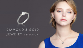 DIAMOND&GOLD JEWELRY  SELECTIONのセールをチェック