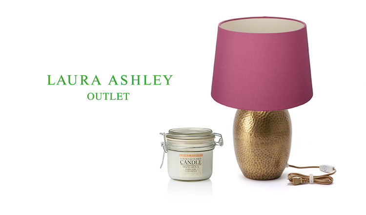LAURA ASHLEY HOME FURNISHING