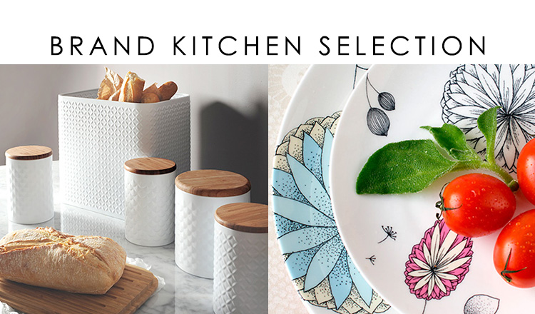 BRAND KITCHEN SELECTION