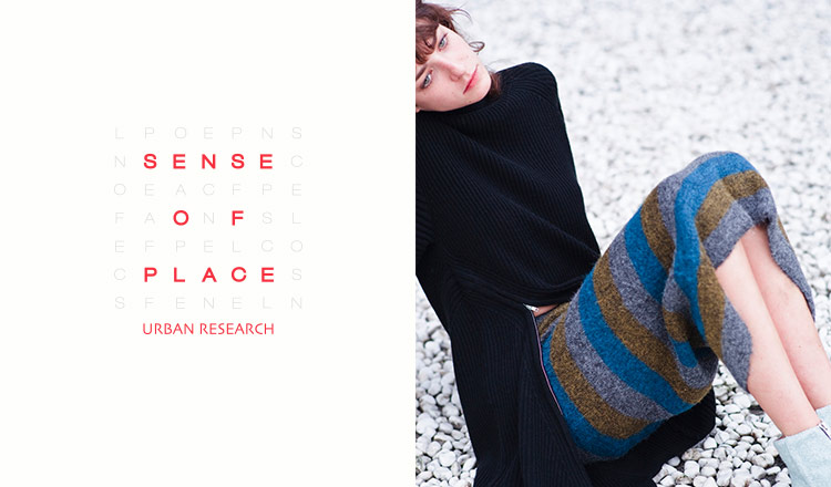SENSE OF PLACE by URBAN RESEARCH BAGS & ACCESSORIES