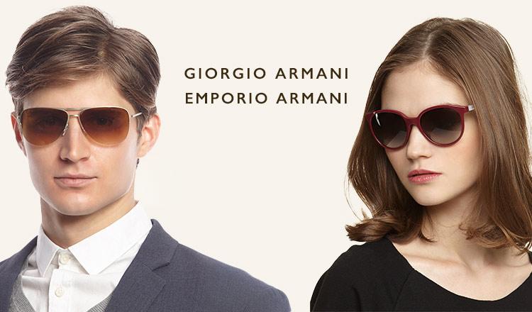 GIORGIO ARMANI/EMPORIO ARMANI