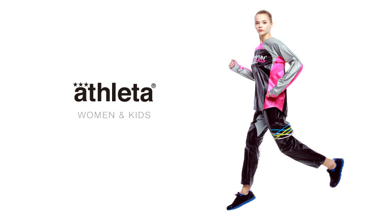 ATHLETA -WOMEN & KIDS-