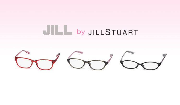 JILL BY JILLSTUART EYEWEAR