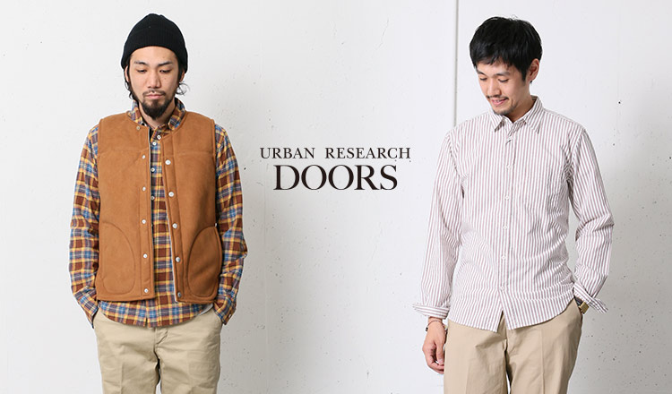 URBAN RESEARCH DOORS MEN