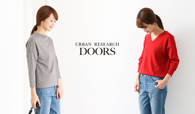 URBAN RESEARCH DOORS WOMEN