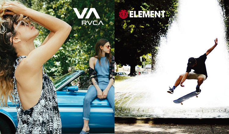 ELEMENT/RVCA