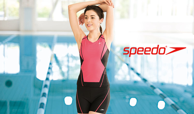 SPEEDO -SWIMMING・FITNESS WEAR- WOMEN