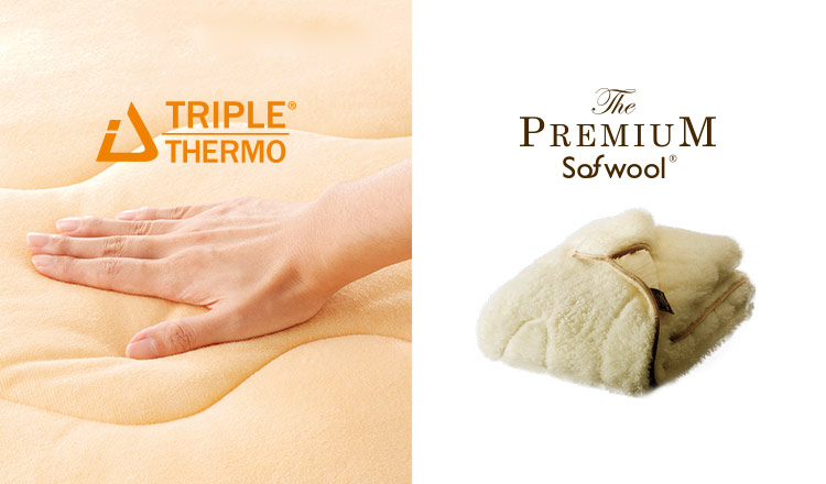 TRIPLE THERMO/THE PREMIUM SOFWOOL