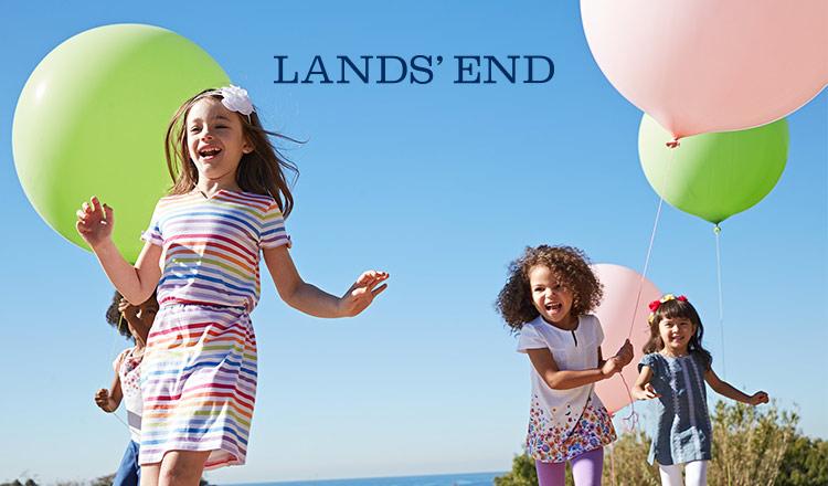 LANDS' END KID'S