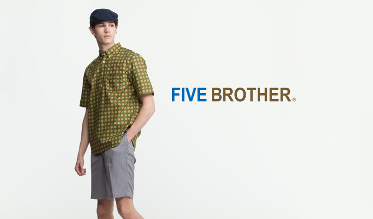 FIVE BROTHER