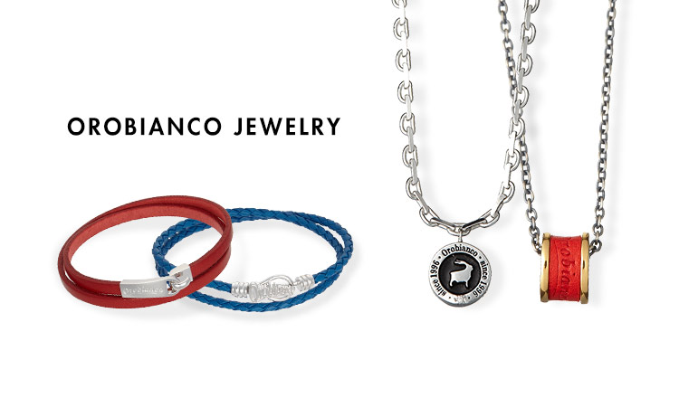 OROBIANCO JEWELRY
