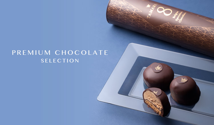 PREMIUM CHOCOLATE SELECTION
